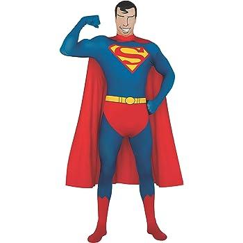 Superman I-880520L - Disfraz hombre (adulto) (talla L- 165cm /180 ...
