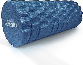The Original Body Roller - High Density Foam Roller Massager for Deep Tissue Massage of TheBack and Leg Muscles - Self My...