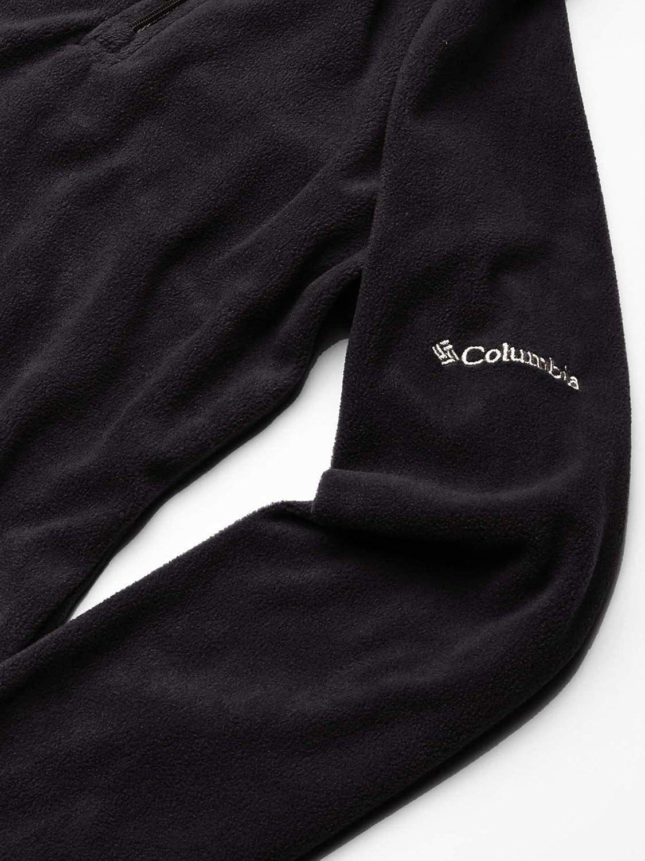 Columbia girls Glacial Fleece Half Zip