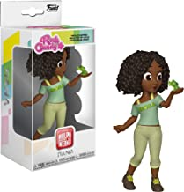 Funko 39157 Rock Candy: Comfy PrincessesTiana, Multicolor