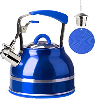 cuisinart red tea kettle