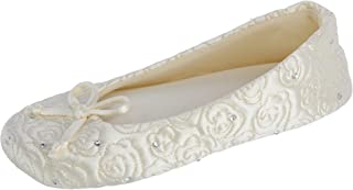 lace slippers for wedding