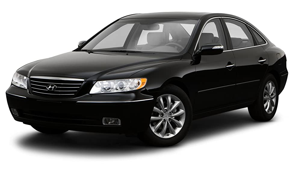 amazon 2008 hyundai azera reviews images and specs vehicles 2008 Hyundai Azera Limited Accessories we don t have an image for your selection showing azera limited in ebony black hyundai