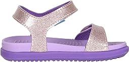 Lavender Purple Glitter/Starfish Purple