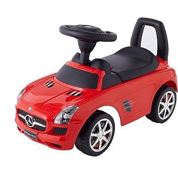 メルセデスベンツ SLS AMG レッド