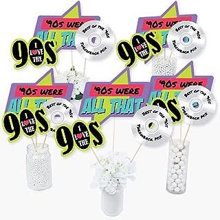 Best 90's party centerpieces Reviews