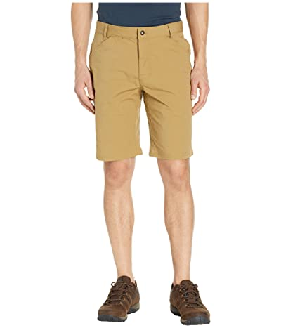 Prana Santiago Shorts (Vintage Khaki) Men
