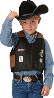 M & F Western Boys' Bull Rider Play Vest 2-10 Years