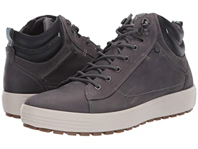 ECCO Soft 7 Tred Urban Boot (Magnet/Black/Titanium) Men