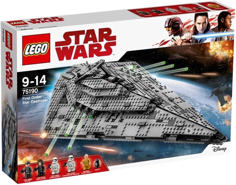 LEGO® Star Wars First Order Star Destroyer B0796TPDG9  Garantiere Qualität und Quantität    | Shop