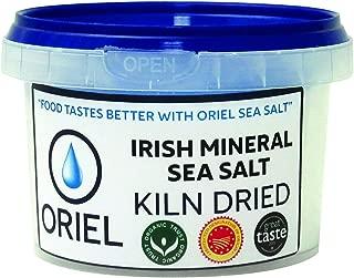 Oriel Irish Mineral Kiln Dried Sea Salt, 8.8 Ounce