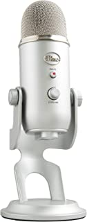 BLUE Yeti Silver Edition, Mic Only (988-000103)