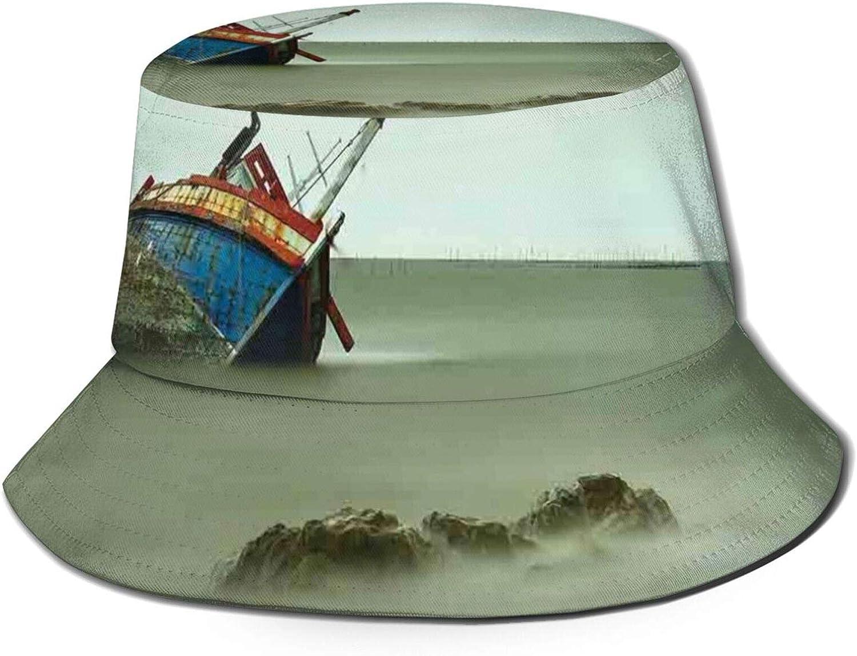 Cotton Packable Max 70% OFF Summer Travel Hat Bucket Dedication Sun Beach