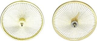 gold wheels 20