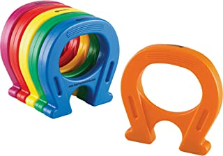 Learning Resources Horseshoe Magnet Set (LER0790) 4-8/10 L c 5-1/2 W x 5 H in