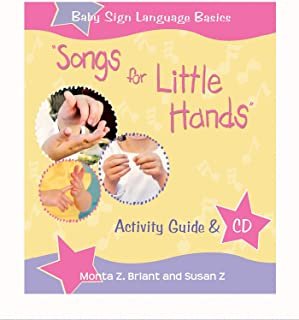 """""""songs for Little Hands"""": Activity Guide & CD"""