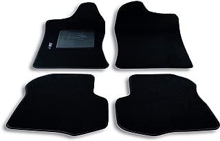 Alfombrilla Protectora de moqueta para Coche Bottari 14395 Negro-Universal