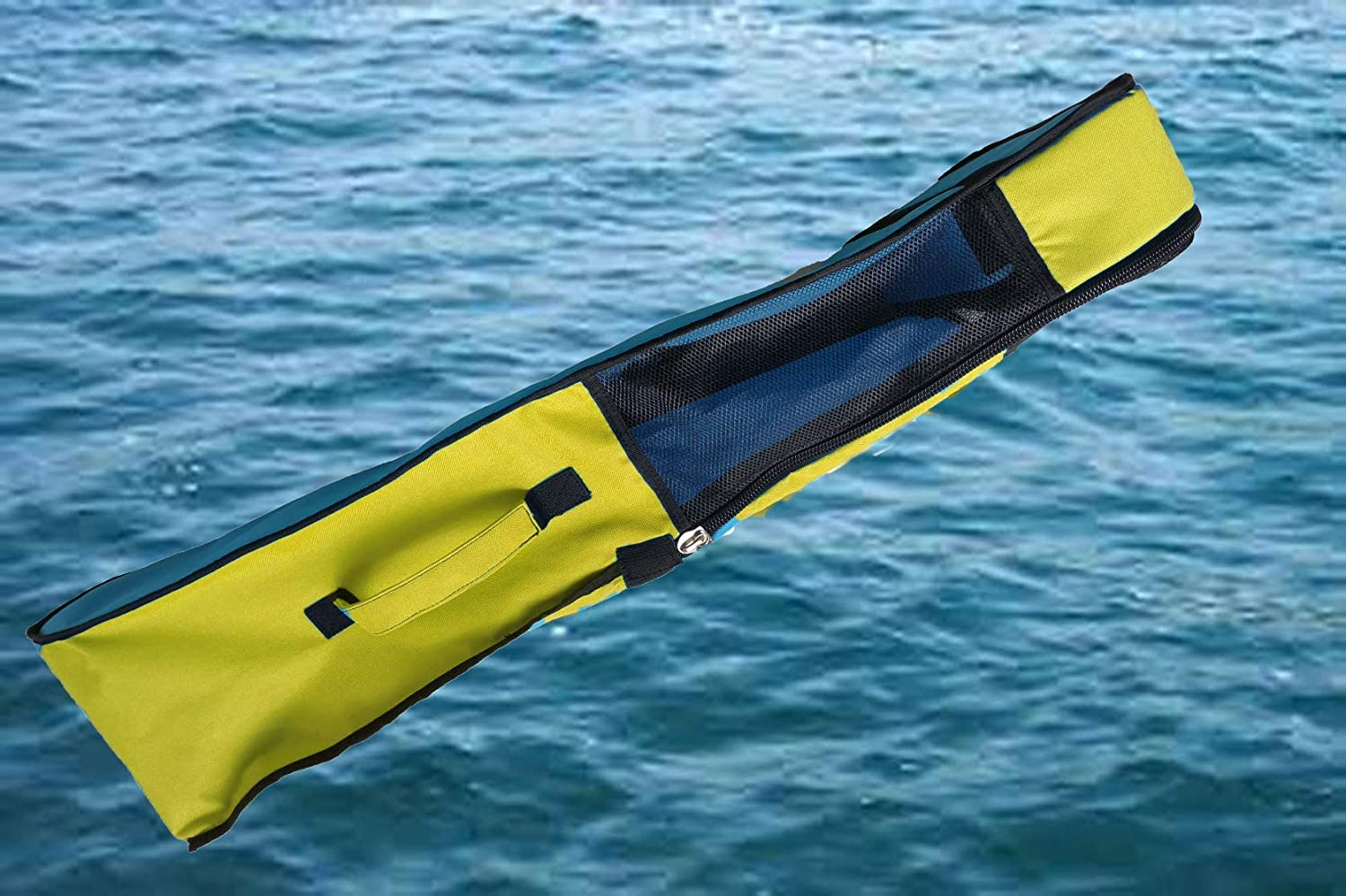 AKM-Fin-Bag Special Classic sale item Snorkel-Diving-Swimming-Fin YELLOW