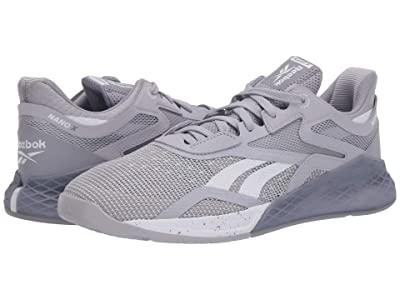 Reebok Nano X (Cold Grey/Cool Shadow/White) Women