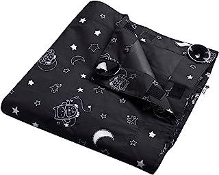 Tommee Tippee Sleeptime Portable Baby Travel Blackout Blind, Black, Regular (281021)