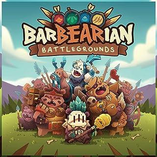 Barbearian Battlegrounds