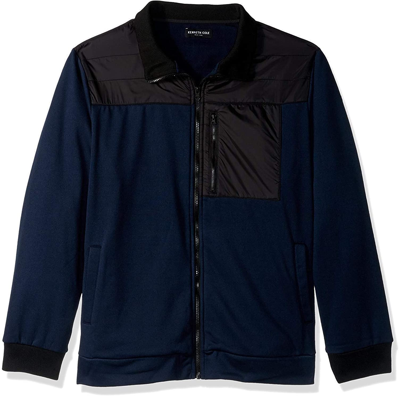 Kenneth Cole Men's Full Zip Jacket