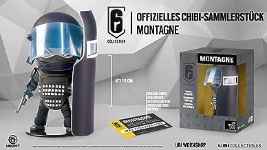 "Ubisoft Six Collection Montagne Chibi 4"" Figurine Figure"