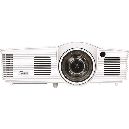 Optoma Gt1080darbee Kurzdistanz Dlp Projektor Full Hd 3000 Lumen 28 000 1 Kontrast 3d Heimkino Tv Video