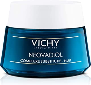 Vichy Neovadiol Night Compensating Complex Replenishing Care Night Moisturizer, 1.69 Fl Oz