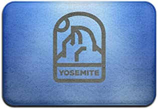 Yosemite Beauty Landscape Charming Cool Personalized Door Mats