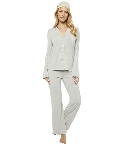P.J. Salvage Dream in Color Sleep Set (Heather Grey) Women