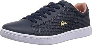 Lacoste Women's Carnaby Evo 118 5 Spw Sneaker, Pink