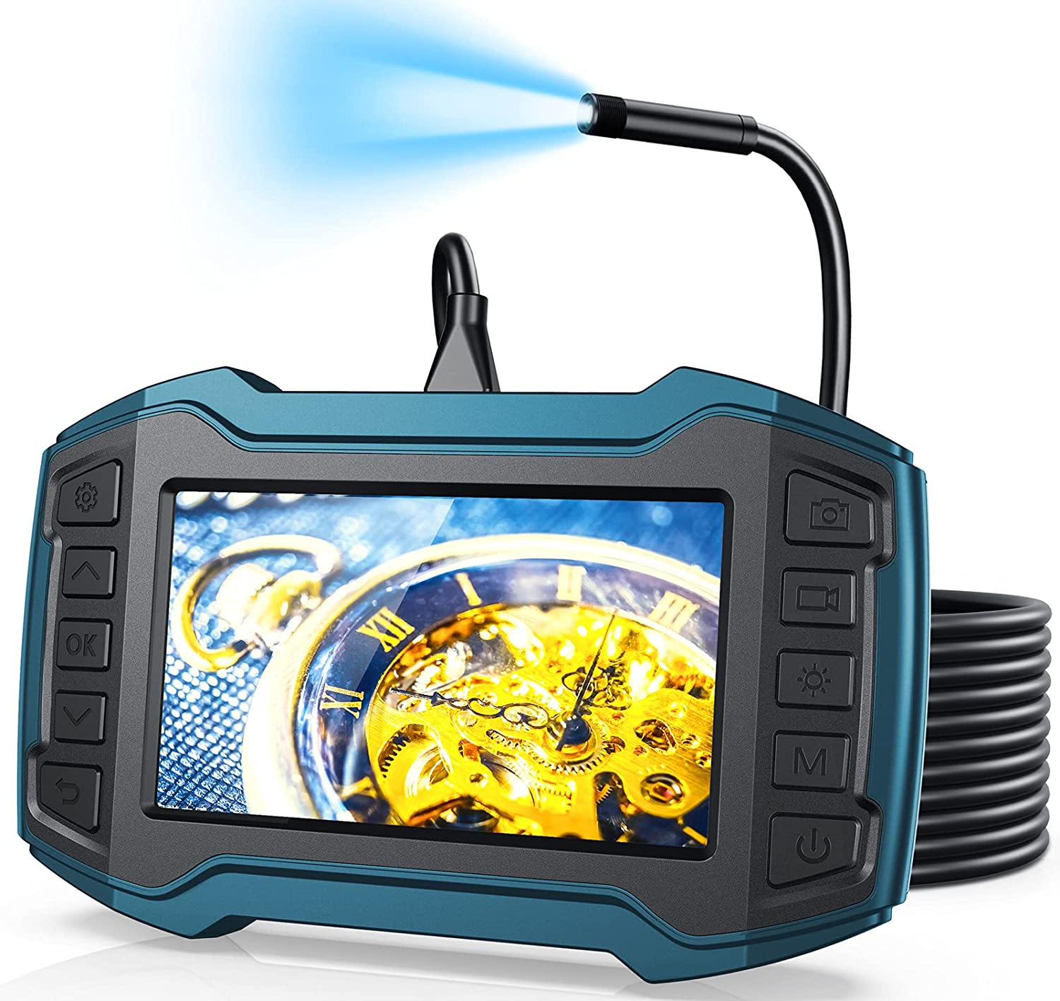 Lonevo 1080p 16.5ft Industrial Endoscope Camera $29.24 Coupon