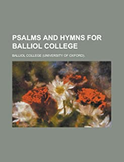 Psalms and Hymns for Balliol College