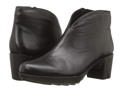 Munro Robynette (Black Leather) Women