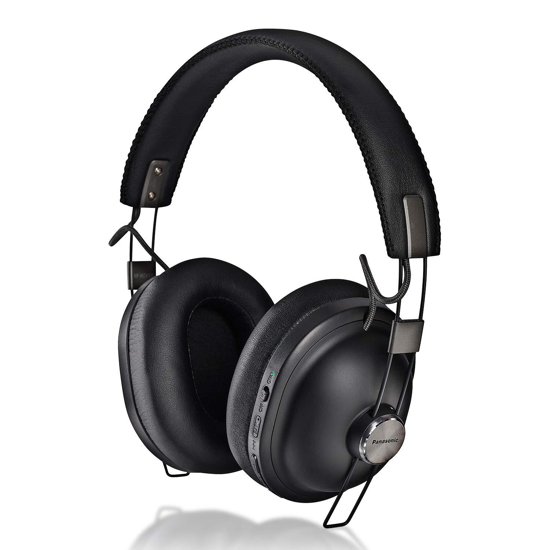 PANASONIC Bluetooth Headphones Cancelling Playback