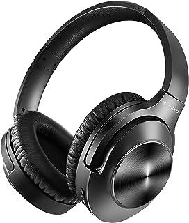 VANKYO C750 ヘッドホンノイズキャンセリングヘッドホンBluetooth 5.0ワイヤレス ANCノイズキャンセル 2台デバイスと同時に接続可能 最大30時間連続再生 HiFi高音質 密閉型ヘッドセット マイク付 有線無線兼用 通話可...