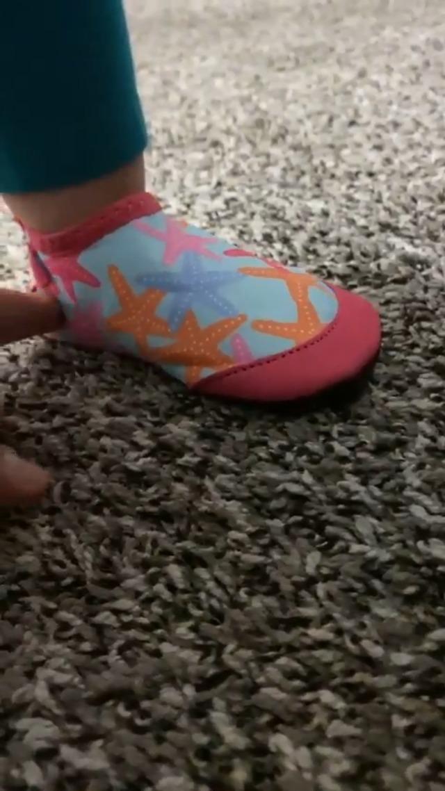 storeofbaby Baby Boys Girls Water Shoes Infant Barefoot Quick Dry Aqua Socks for Swim Beach Pool