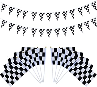 Best checkered flag decal Reviews