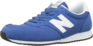 Unisex Adults' Low-Top, (Blue/White), 9 UK