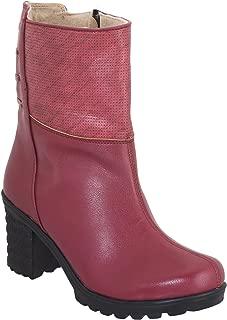 DEEANNE LONDON HIGH Neck Beautiful Boots