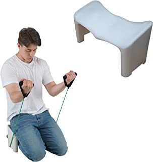 (OTZRO PP) Modern Ergonomic Meditation Bench,Perfect Kneeling Stool for Back Pain Relief Product | Lightweight and Portabl...