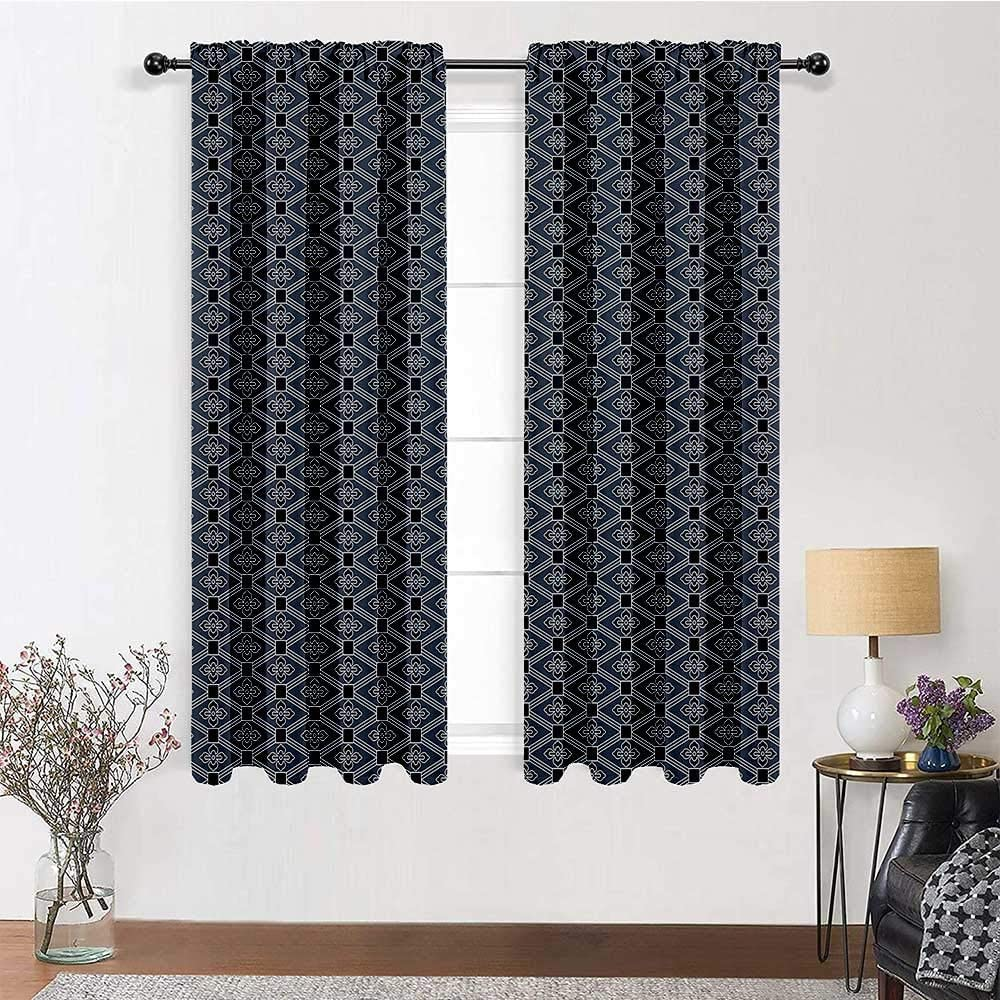 Mail order Interestlee Outdoor Curtains Japanese for 4 years warranty Bedroom Room Living Pa