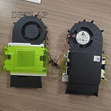 DBTLAP Cooling Fan Compatible for DELL Alienware KSB0705HB-A 2N51K-A01 5V 1.00A GPU Fan
