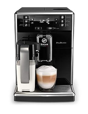 Saeco SM5470/10 PicoBaristo Kaffeevollautomat schwarz