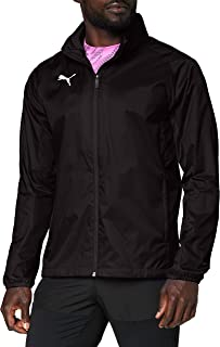 PUMA Men's Liga Training Rain Core Jacket