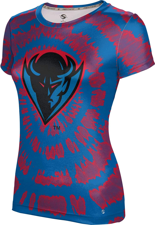 ProSphere DePaul University Girls' Performance T-Shirt (Tie Dye)
