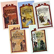 The Belgariad Set, Books 1-5: Pawn of Prophecy, Queen of Sorcery, Magician's Gambit, Castle of Wizardry, & Enchanter's End Game