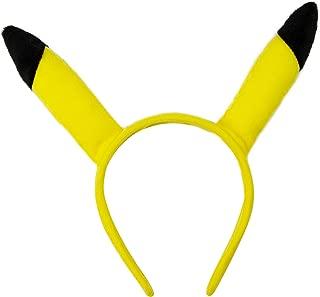 Pokémon Petite Pals Hairband Plush, Pikachu
