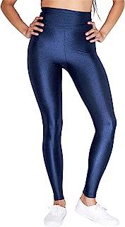 American Apparel Womens RNT349W Nylon Tricot High Waist Legging Leggings